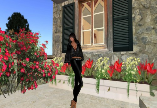 Morea Style Casual *Arizona Black* (pants) by Cherokeeh Asteria