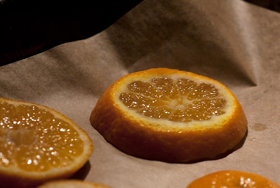 Torkade clementiner