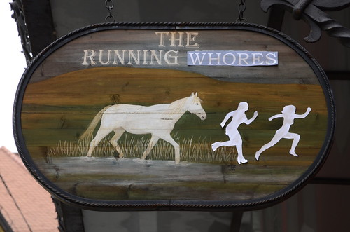 The Running Whores