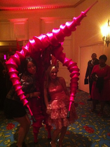 pink tie party 2012