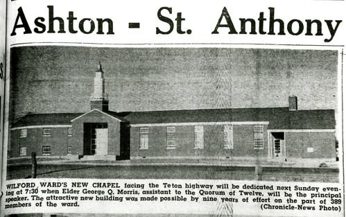 Church Wilford