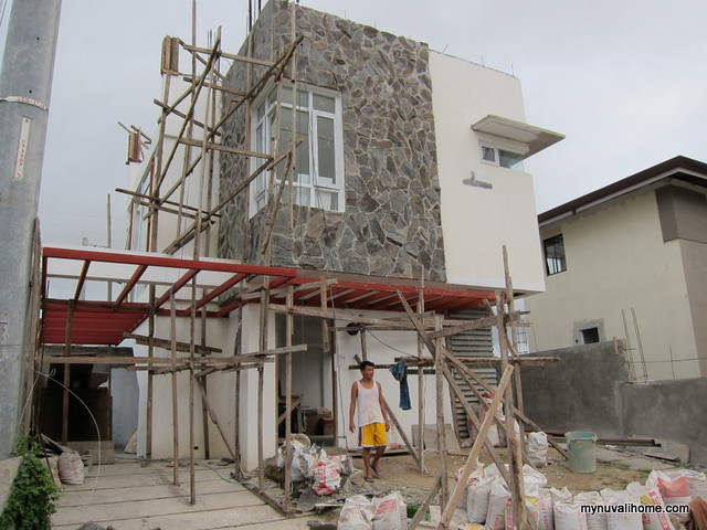 My Nuvali Home construction 22Mar12 (1)