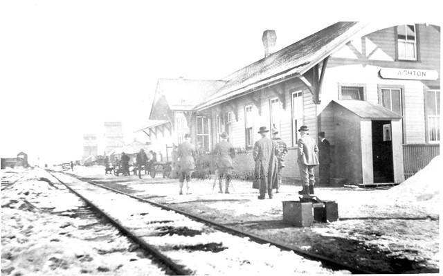 Ashton Railroad