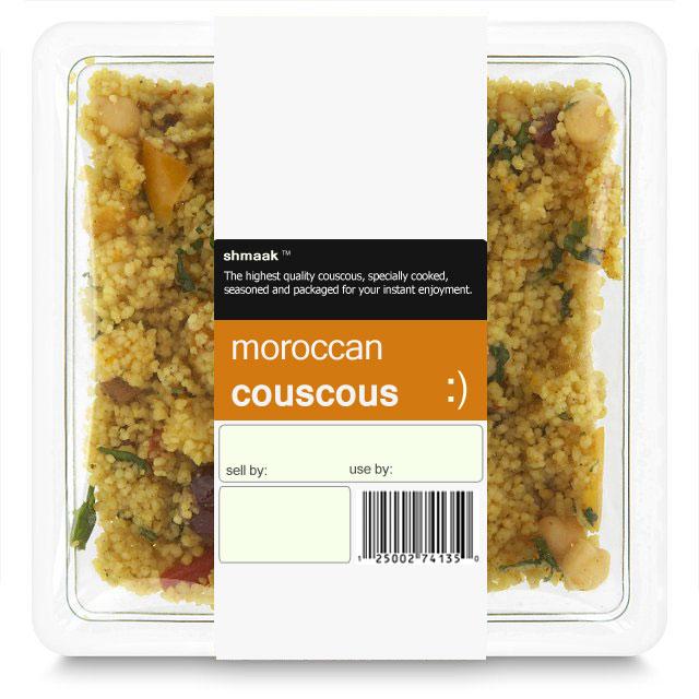 Shmaak Couscous
