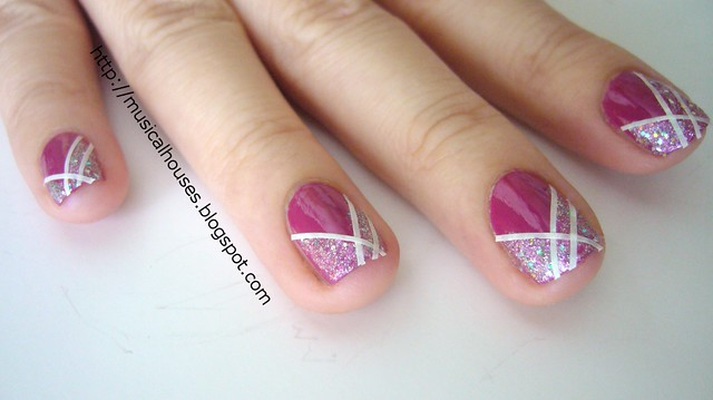 nail art china glaze full spectrum essie footloose 2