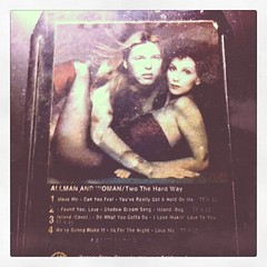 Allman and Woman 8-track