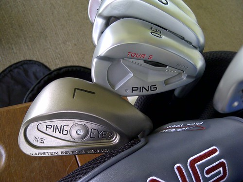 PING EYE2XG Wedge