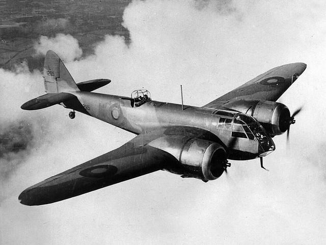 Bristol 142M Blenheim