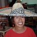 Queta con sombrero piteado; Colotlán, Jalisco, Mexico por Lon&Queta