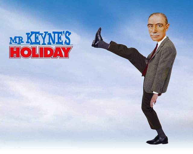 MR KEYNE'S HOLIDAY