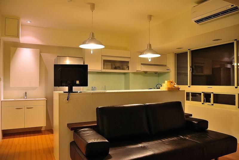 小坪數現代風室內設計作品