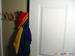 """Oct 11 2011 [Day 345] Bonus """"Come Out Of The Closet"""""""