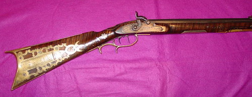 MARCUS L BARRETT RIFLE