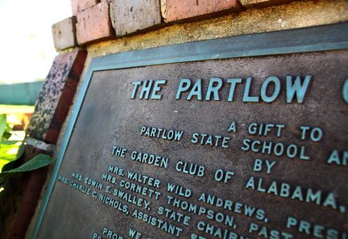 Partlow Gardens