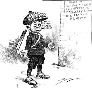 Redrawing Europe, 02/18/1919