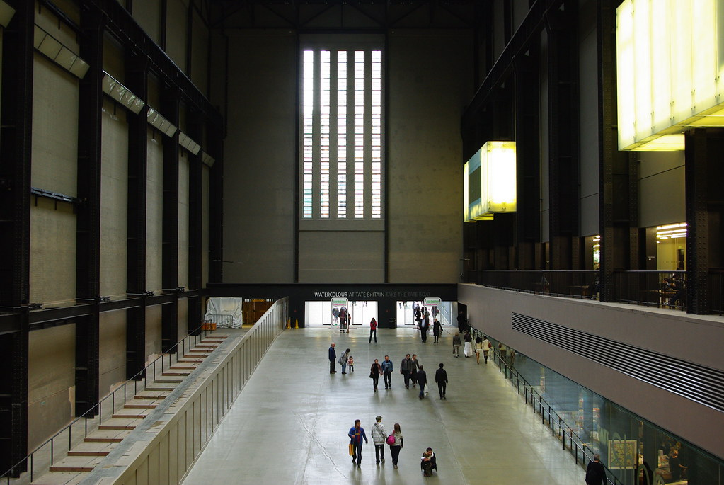 And the Tate Modern