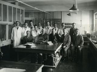 Ukjent laboratorium