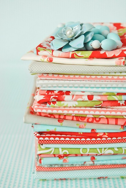 Ruby by Bonnie and Camille for Moda Fabrics