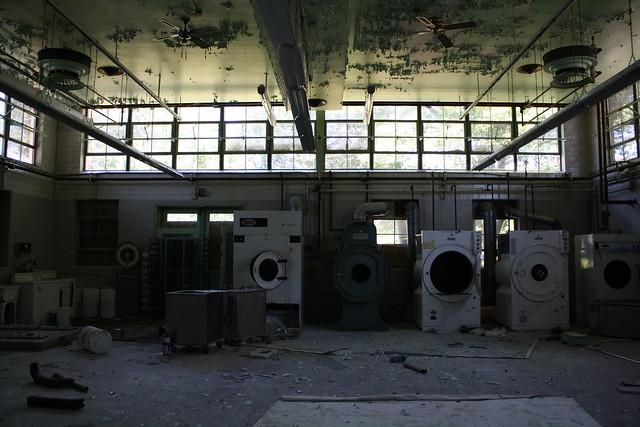 The Hospital Laundry