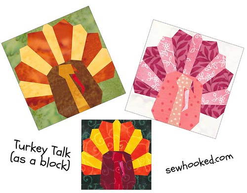Turkey Talk alternative blocks