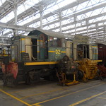 Workshops Rail Museum Ipswich