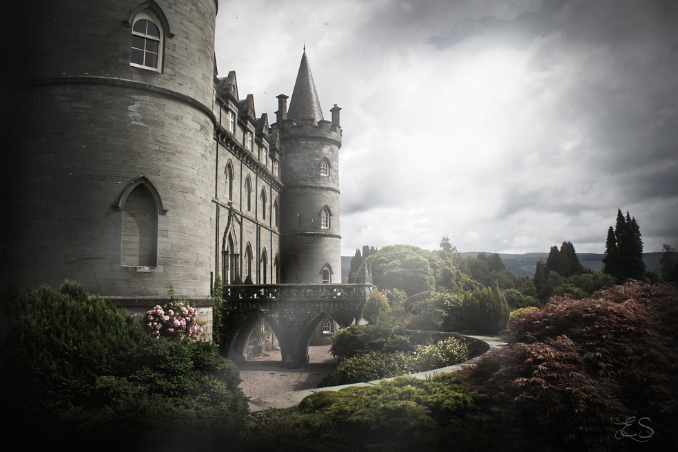 Inveraray Castle - Scozia