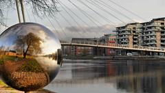 Samsung NX200 Drammen Ypsilon Bridge