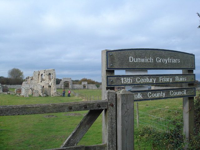 Dunwich greyfriars