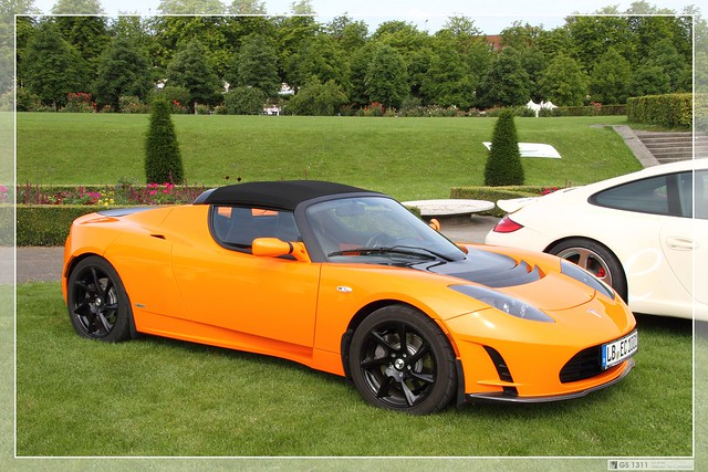Tesla Small Sports Car