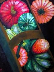 gemalte Bilder