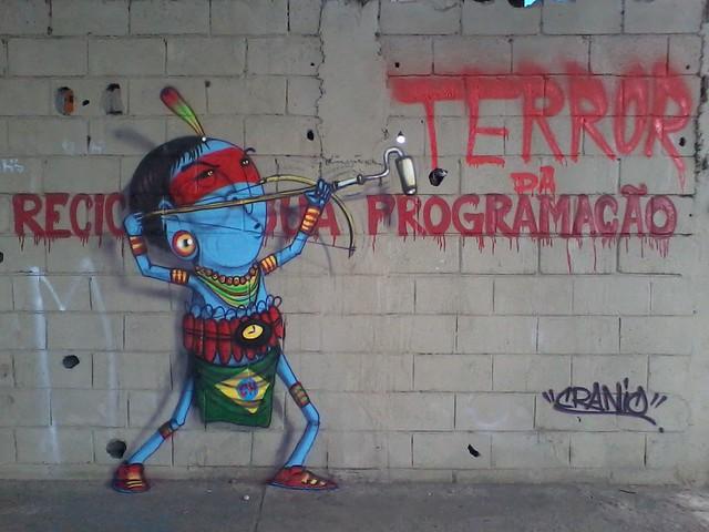 TERROR DA PROGRAMAÇÃO