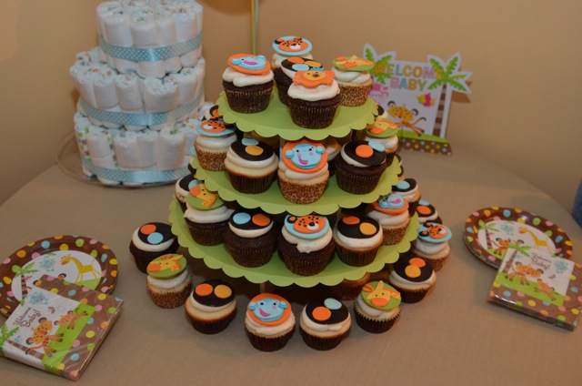 Fisher Price Jungle Baby Shower Theme 3