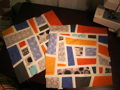 Mosaic Quilt Block