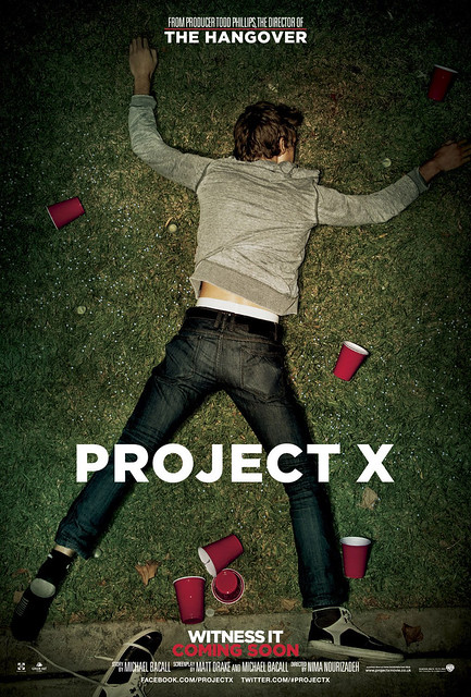 Project X - Poster