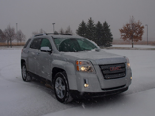 2012 GMC Terrain 31 - Fun in the Snow 3