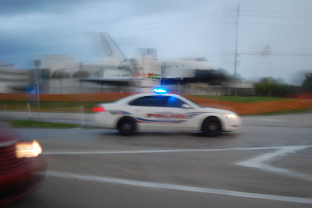 POLICE Shuttle