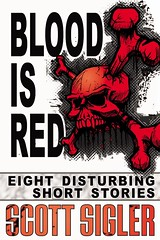 BLOOD IS RED cover sponsored by http://www.scottsigler.com/godaddy-promo-codes