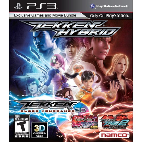 Tekken Hybrid for PS3