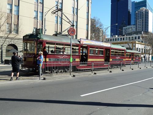 Melbourne Tourist Tram