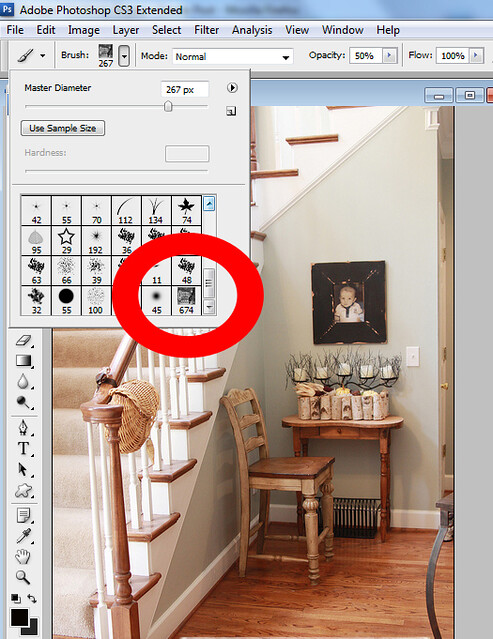 creating watermark for blog images in photoshop
