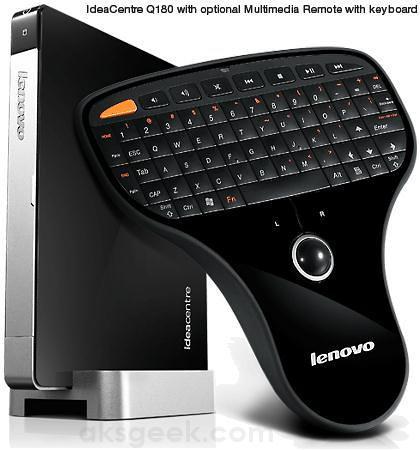 IdeaCentre Q180 desktop