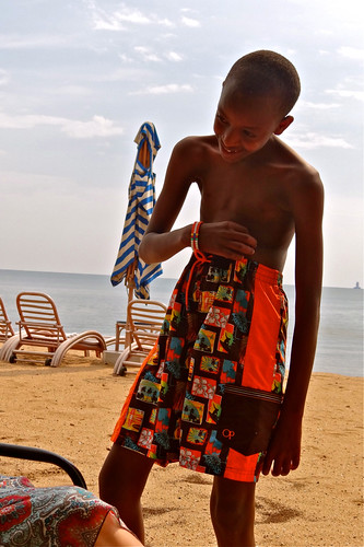 Innocent, Lake Kivu