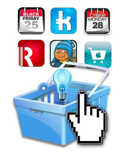 Best iPhone Shoppig Apps 2011