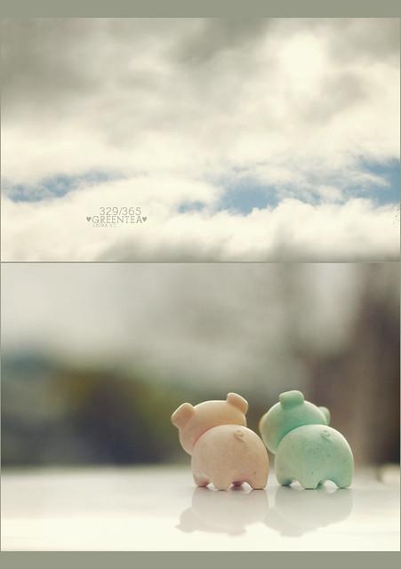 329/365 : clouds