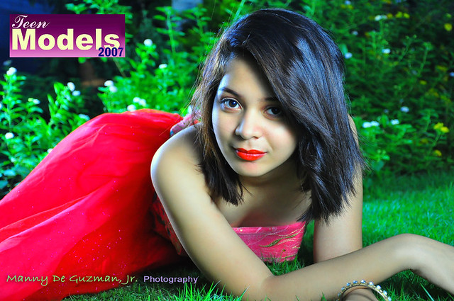 Don't miss our next Cover Girl this December 2011 at TEEN MODELS 2007!