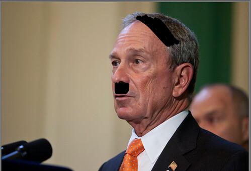 Chancellor Bloomberg….