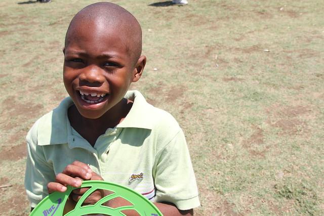 Haiti: Eben Ezer Leogane