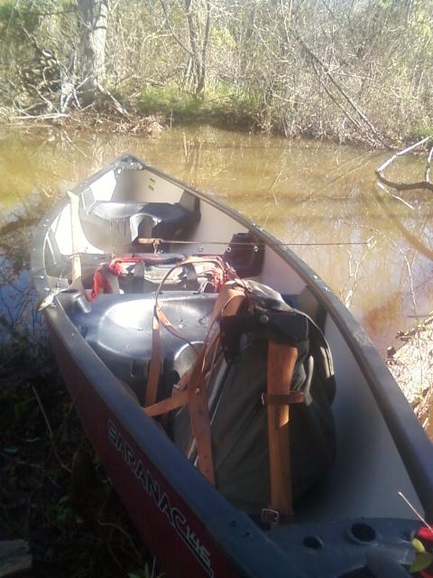 OutdoorEnvy: Old Town Saranac 146 Canoe