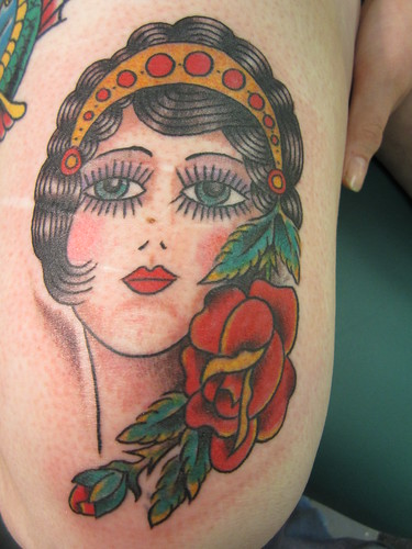 tattoo by paul palladino