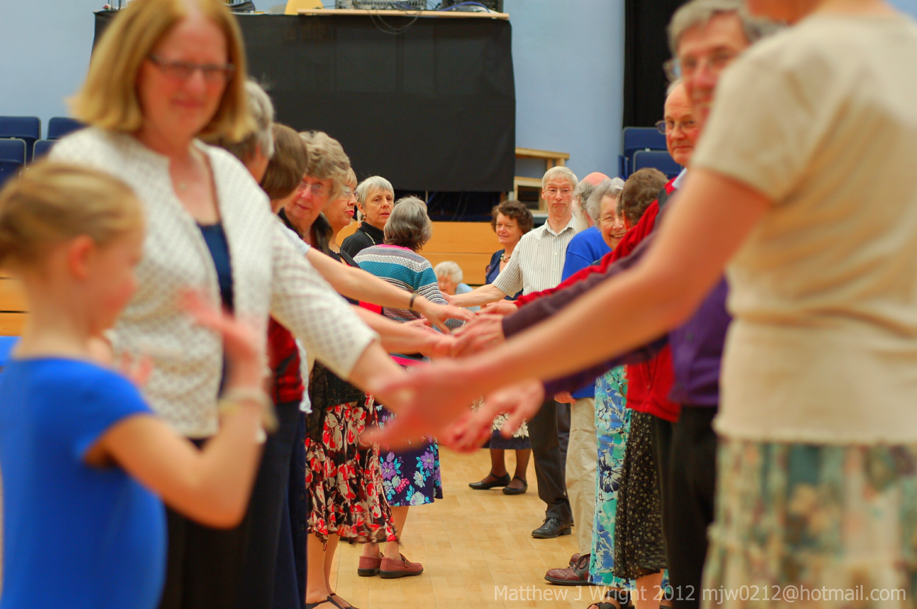 Ormskirk Folk Dance Club